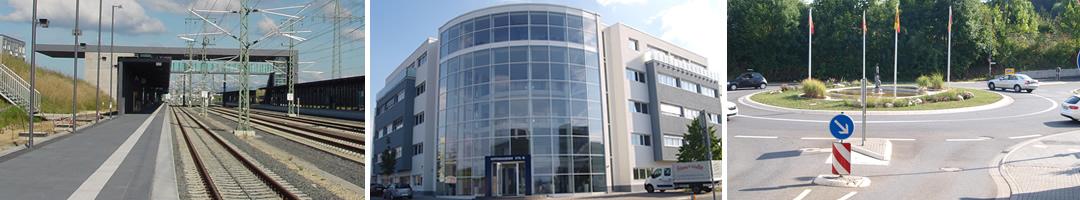 Im Zentrum internationaler Verkehrsnetze - Willkommen in der Region Limburg-Weilburg-Diez