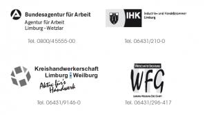 Gründertag Logos 2018