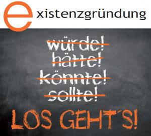 Logo Los Gehts Existenzgründung