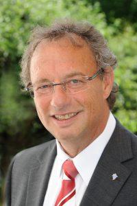 Manfred Michel, Landrat des Kreises Limburg-Weilburg