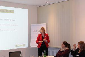 Frau Seefeld - Barmer
