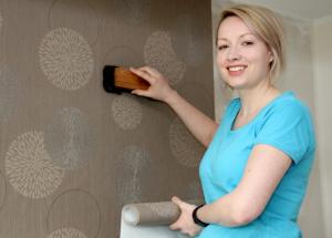 Klettert weiter auf der Erfolgsleiter: Malermeisterin Jennifer Jagusch
